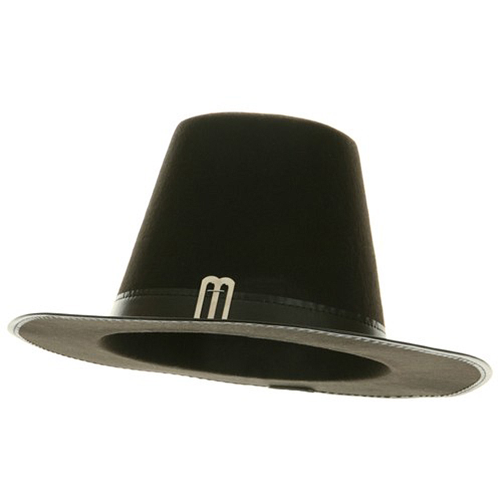 Permafelt Pilgrim Hat - Black - Hats and Caps Online Shop - Hip Head Gear