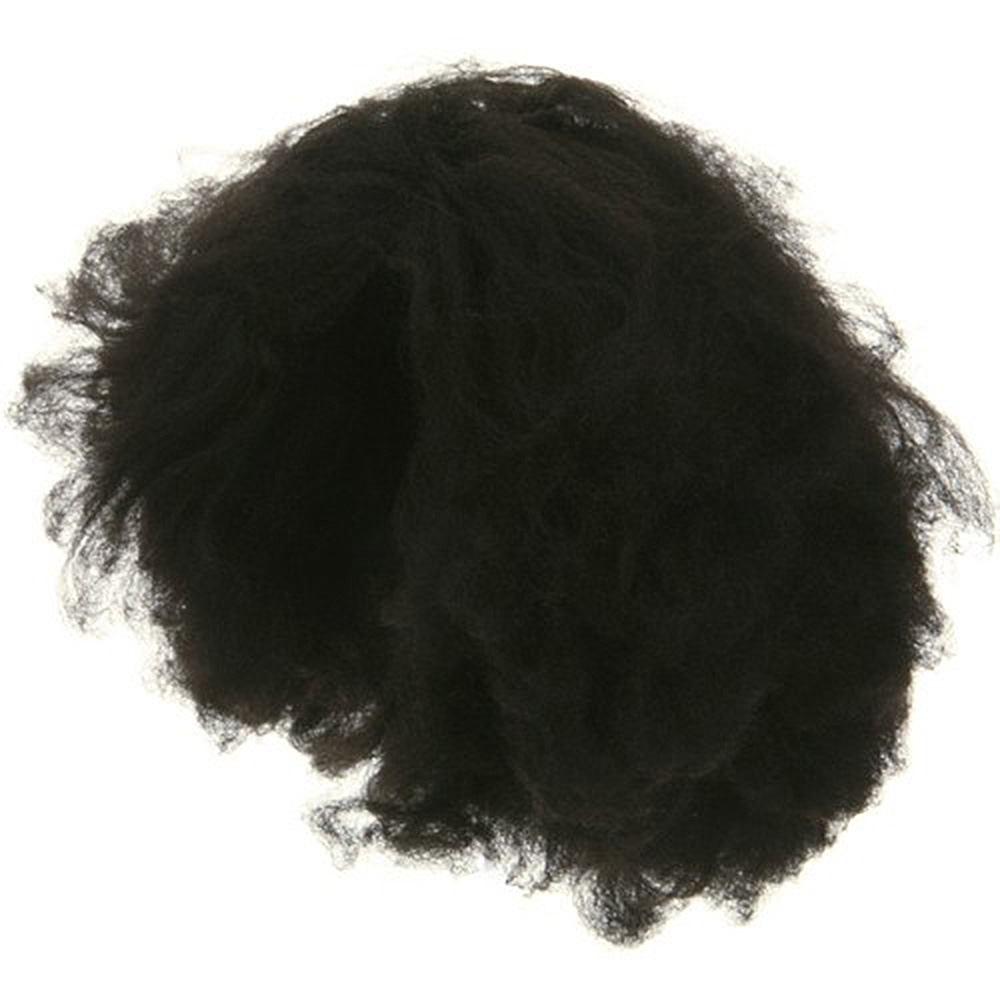 Black Wig - Afro - Hats and Caps Online Shop - Hip Head Gear