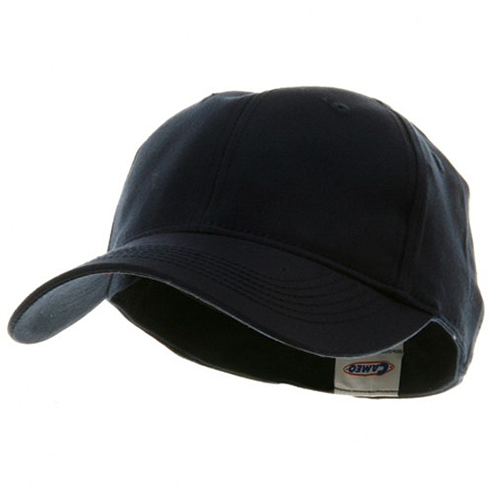 Youth Size 6 Panel Naturalfit Cap - Navy - Hats and Caps Online Shop - Hip Head Gear