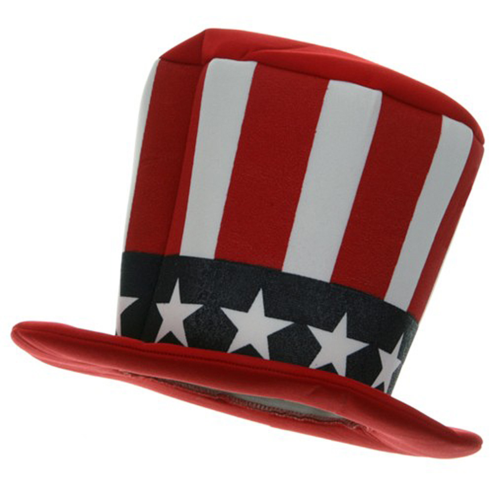 Uncle Sam Mad Hatter - Uncle - Hats and Caps Online Shop - Hip Head Gear