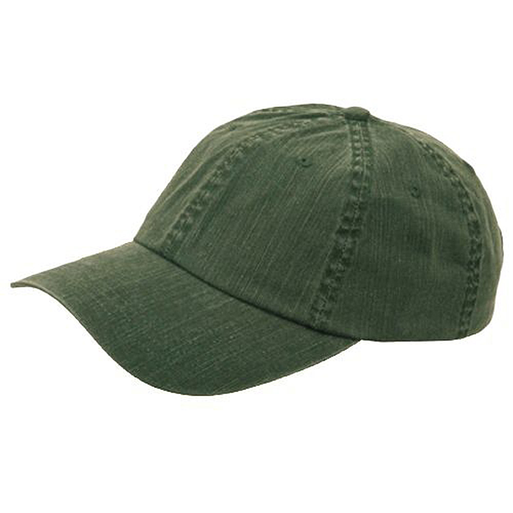 Pigment Dyed Special Cotton Cap- Dr Green
