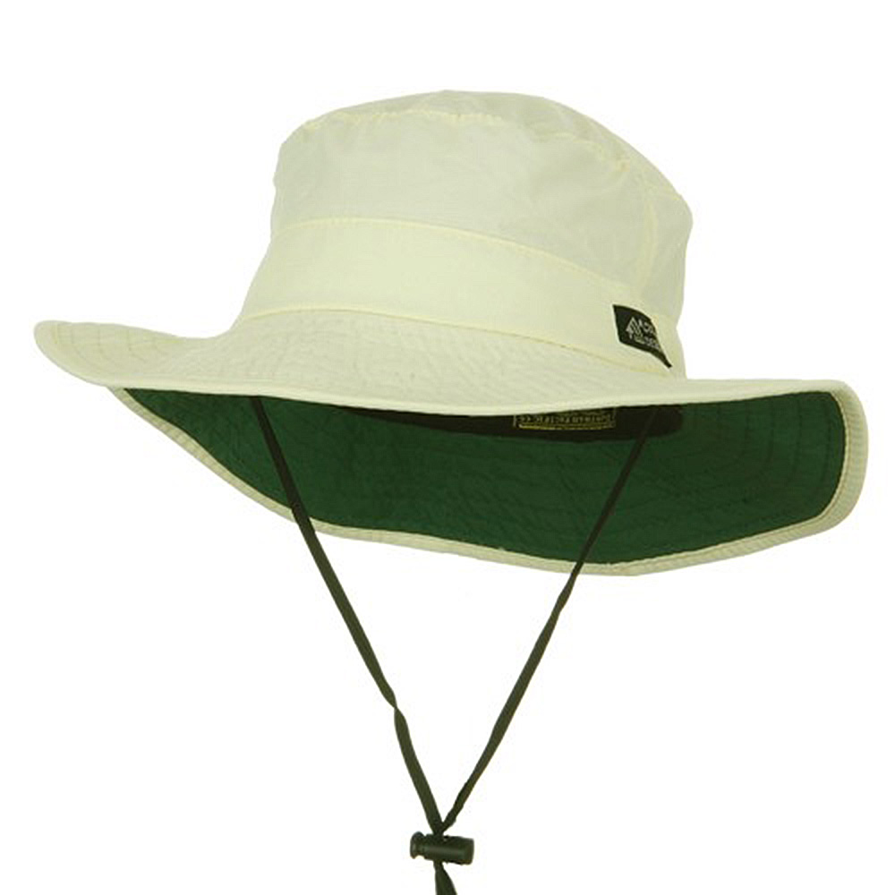 UPF 50+ Supplex Explorer Outdoor Hat-Ivory - Hats and Caps Online Shop - Hip Head Gear