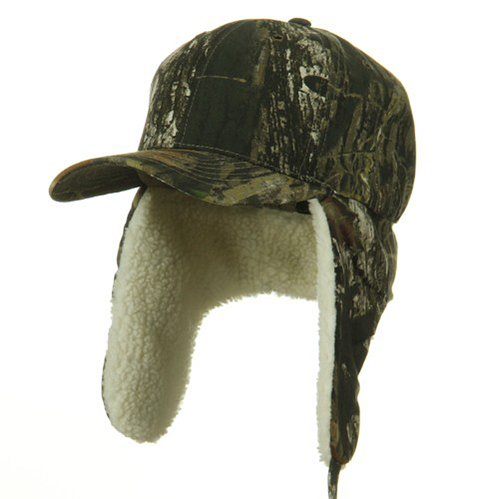 Mossy Oak Winter Flap Cap -Mossy Oak - Hats and Caps Online Shop - Hip Head Gear