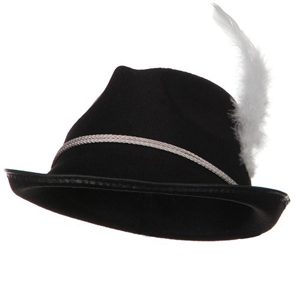 Better Felt Biarritz Hat - Black - Hats and Caps Online Shop - Hip Head Gear
