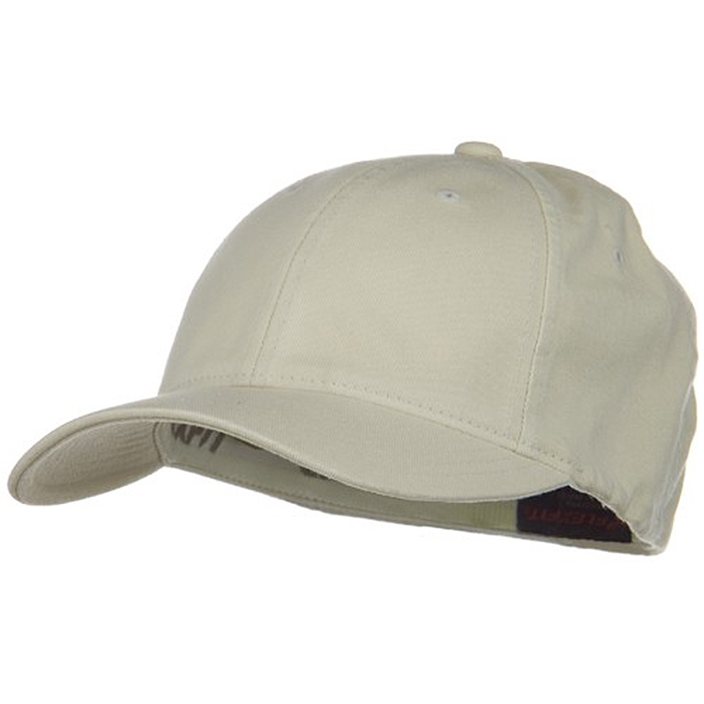 Flexfit Garment Washed XXL Large Cap - Stone - Hats and Caps Online Shop - Hip Head Gear