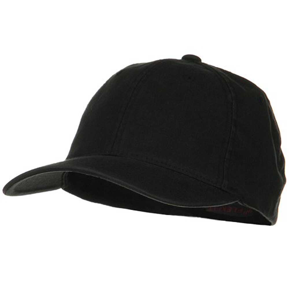 Flexfit Garment Washed XXL Large Cap - Black - Hats and Caps Online Shop - Hip Head Gear