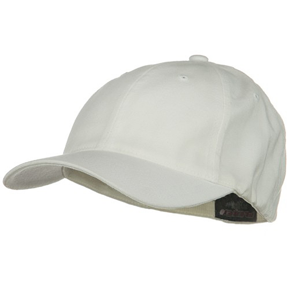 Flexfit Garment Washed XXL Large Cap - White - Hats and Caps Online Shop - Hip Head Gear