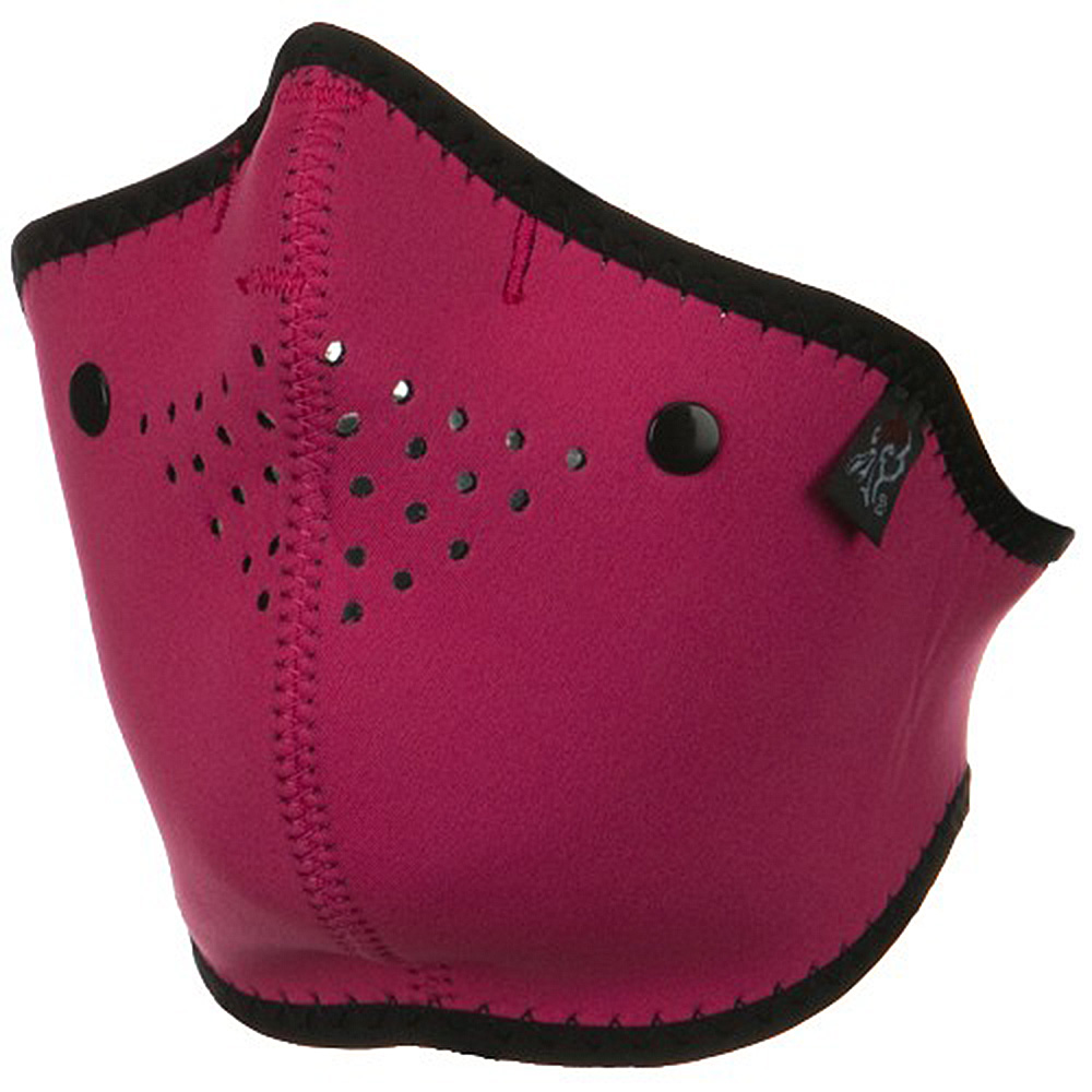 Neo-X Half Face Mask - Pink - Hats and Caps Online Shop - Hip Head Gear