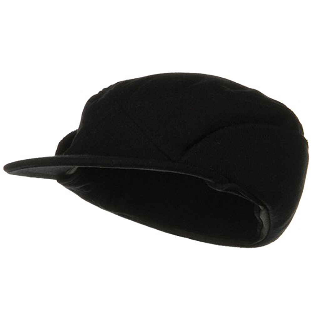 Diamond Stitch Work Cap - Black - Hats and Caps Online Shop - Hip Head Gear