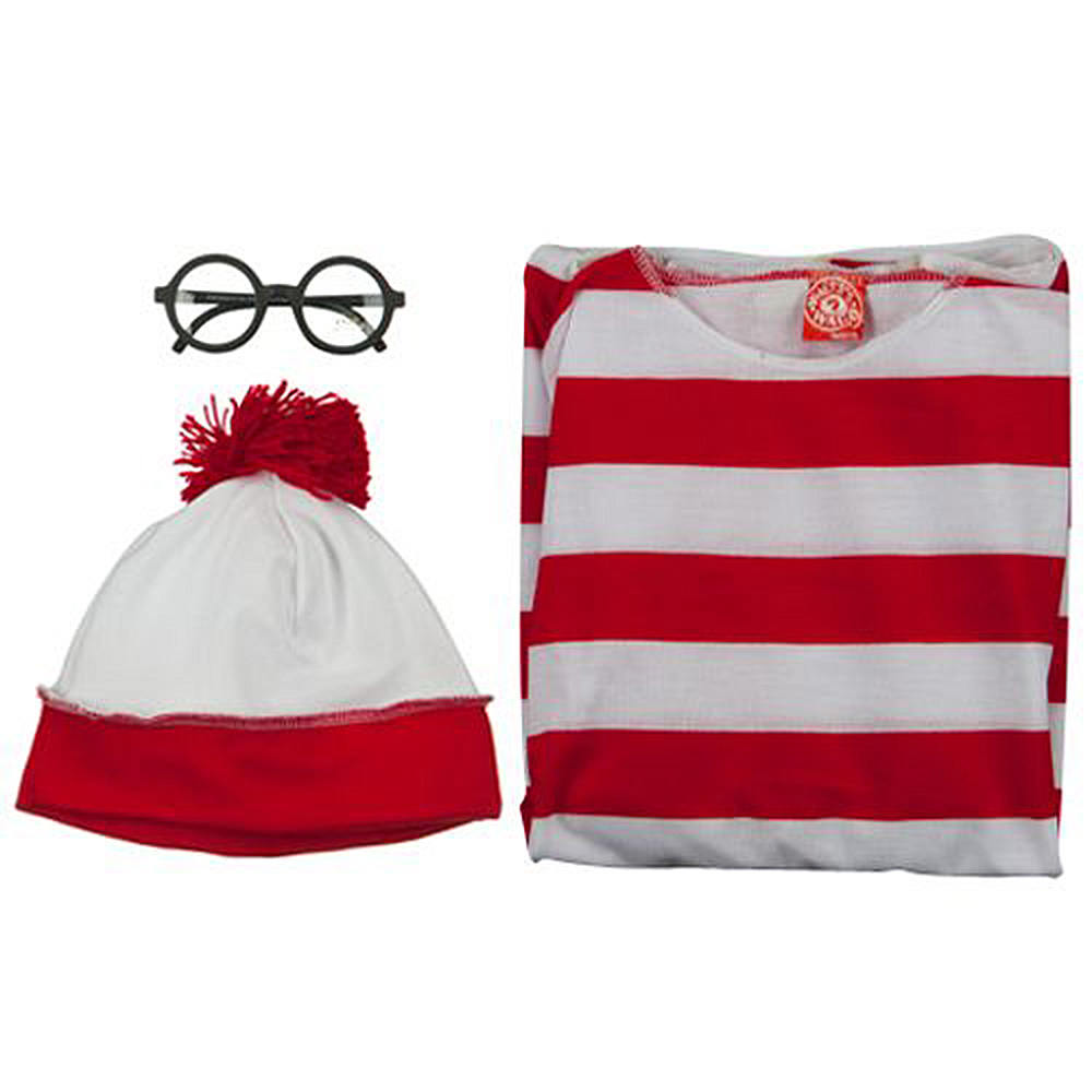 Kids Waldo Costume Hat - Waldo Kit - Hats and Caps Online Shop - Hip Head Gear