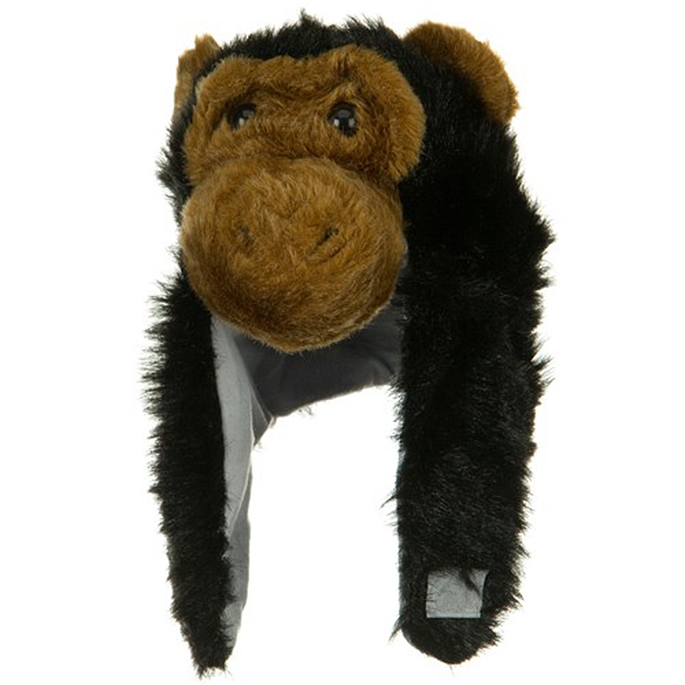 Kids Flush Animal Hat - Ape - Hats and Caps Online Shop - Hip Head Gear