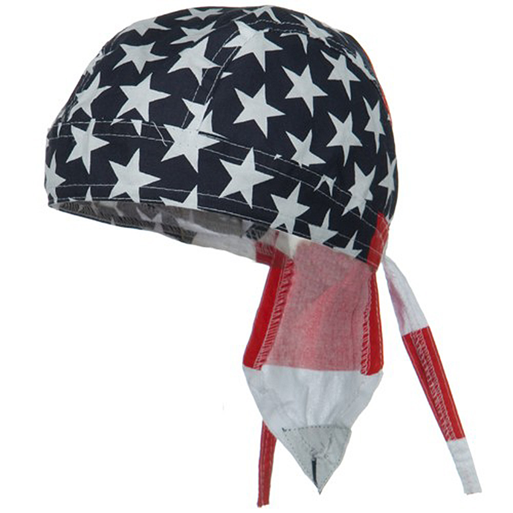 Flag Series Headwraps-American - Hats and Caps Online Shop - Hip Head Gear