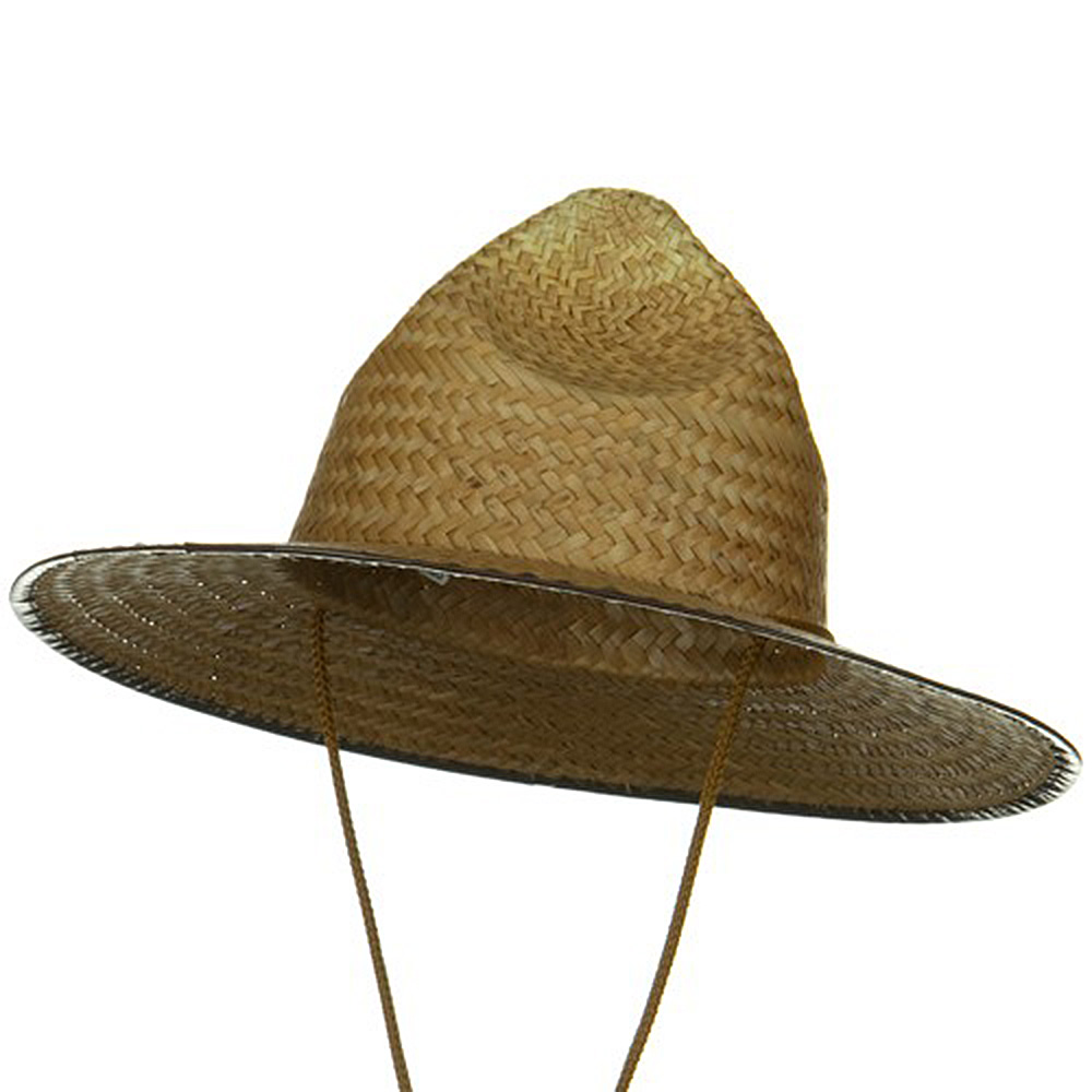 Child Mountie Cocoa Straw Hat - Brown - Hats and Caps Online Shop - Hip Head Gear