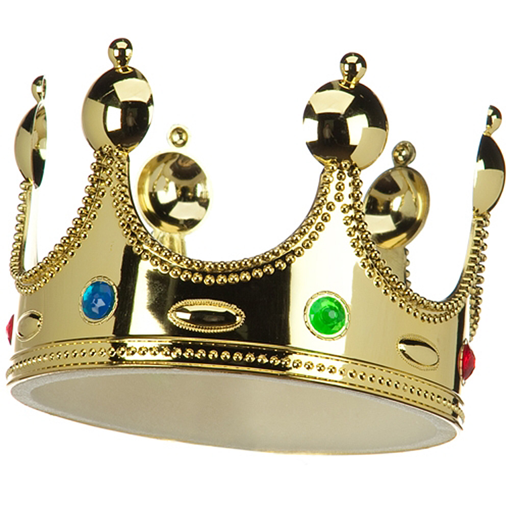 Child Jeweled Crown - Kings - Hats and Caps Online Shop - Hip Head Gear