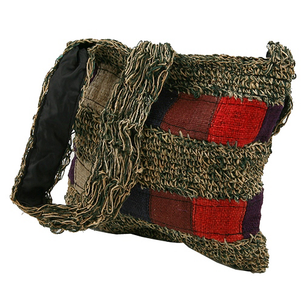Closed Weave  Bag