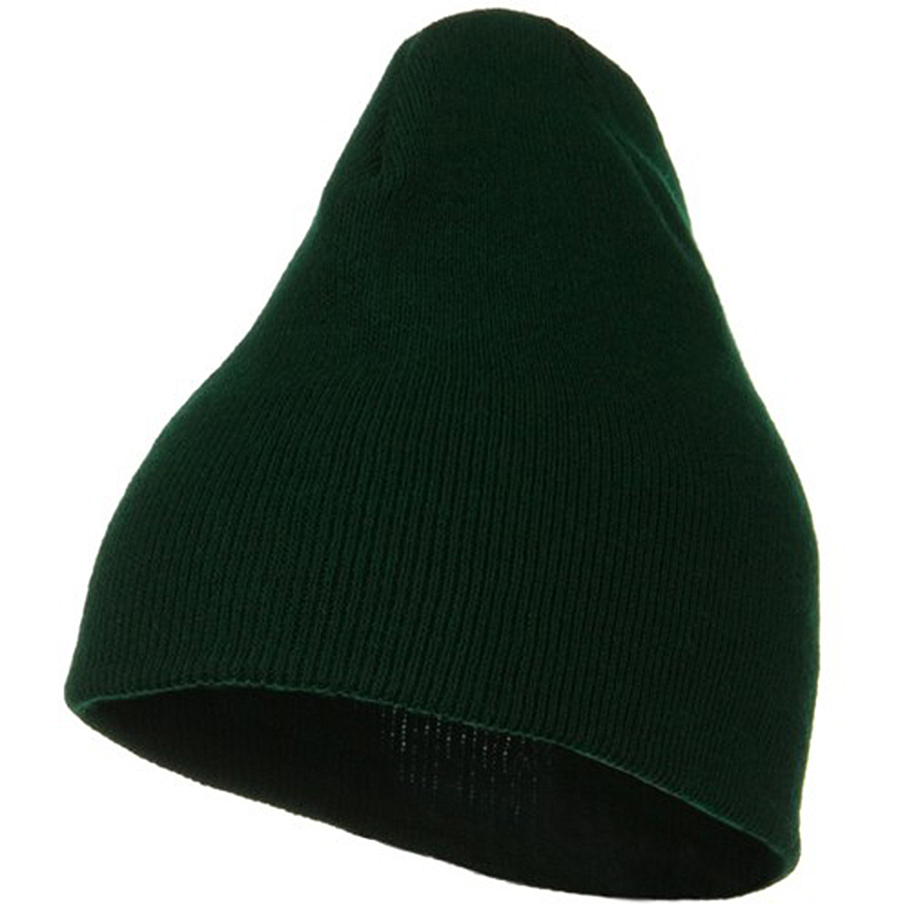 Classic Beanie Stretch - Dark Green - Hats and Caps Online Shop - Hip Head Gear