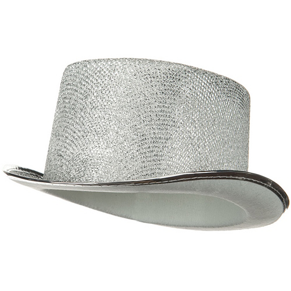 Top Hat - Silver - Hats and Caps Online Shop - Hip Head Gear
