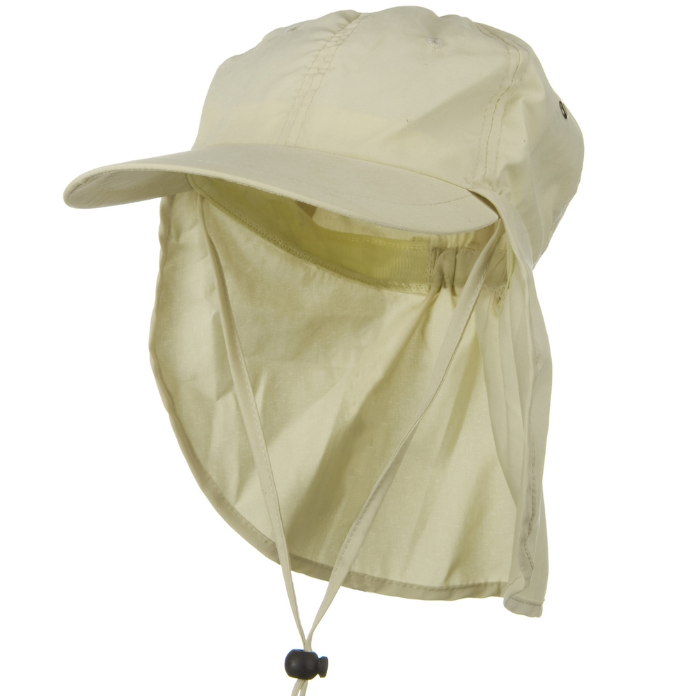 Garden Cap with Back Tail - Beige - Hats and Caps Online Shop - Hip Head Gear