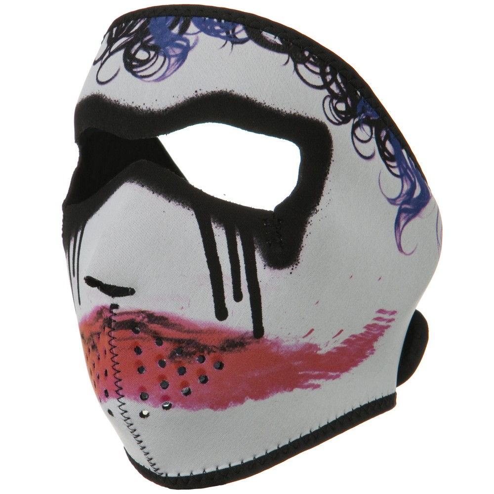 Neoprene Full Face Mask - Trickster - Hats and Caps Online Shop - Hip Head Gear