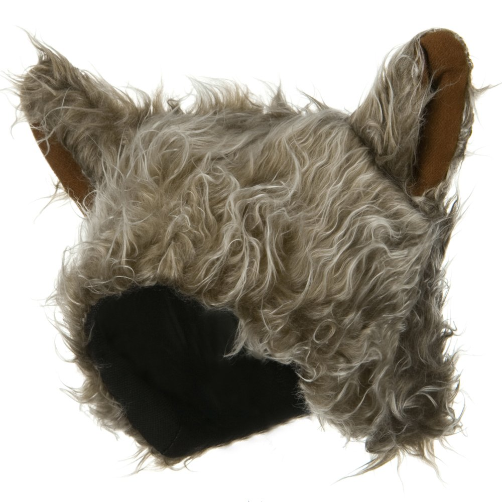 Wolf Hat - Grey Brown - Hats and Caps Online Shop - Hip Head Gear