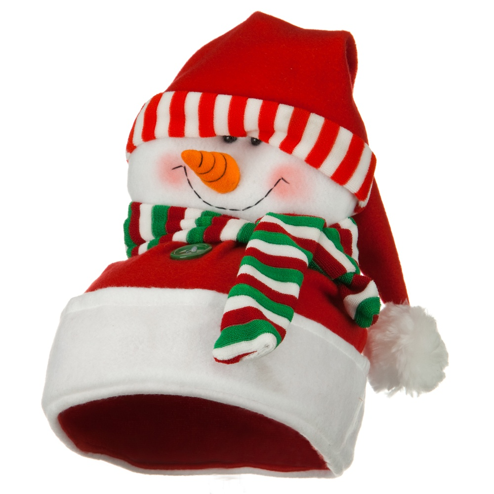 X-mas Hat-Snowman - Hats and Caps Online Shop - Hip Head Gear