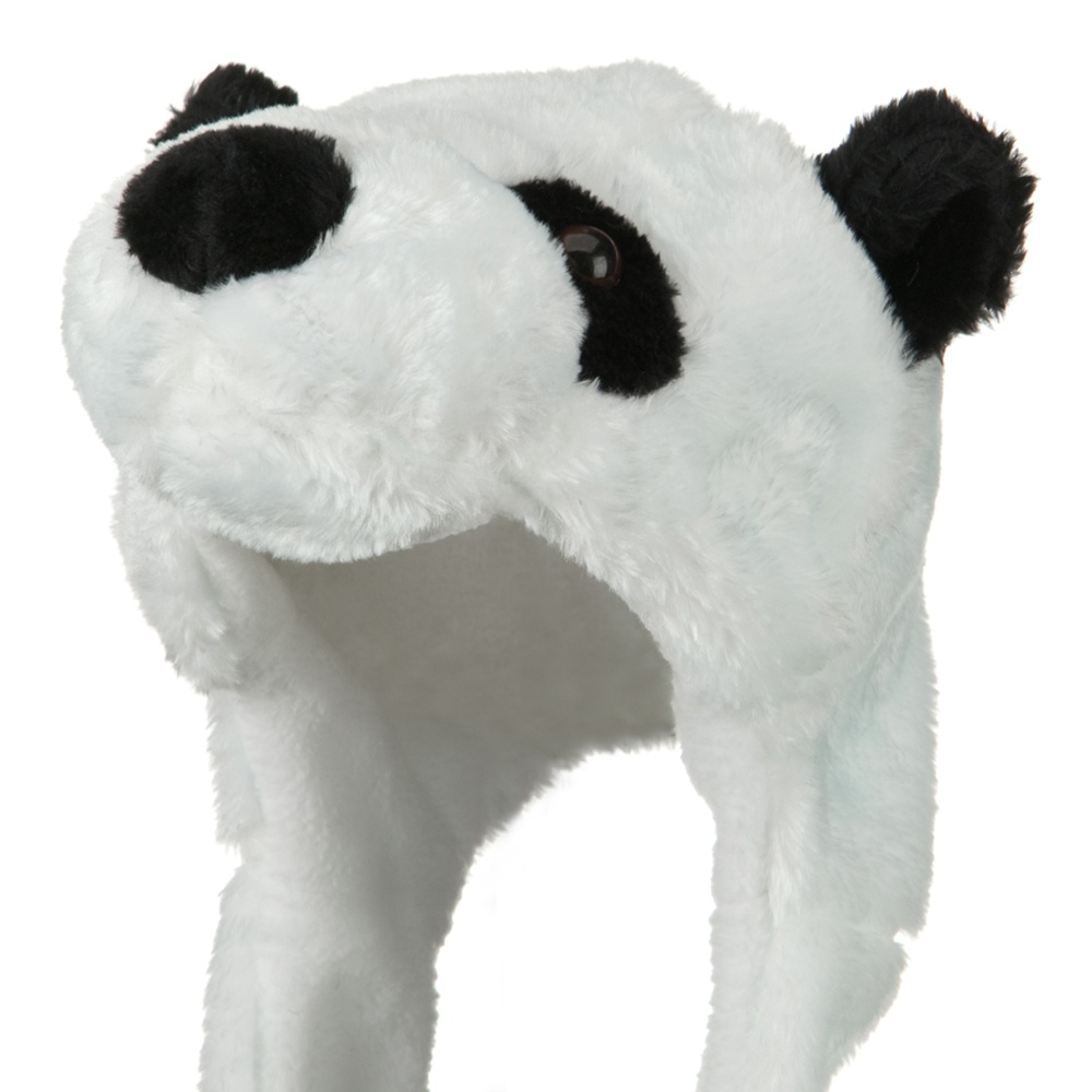 Fleece ML Animal Hat - Panda - Hats and Caps Online Shop - Hip Head Gear