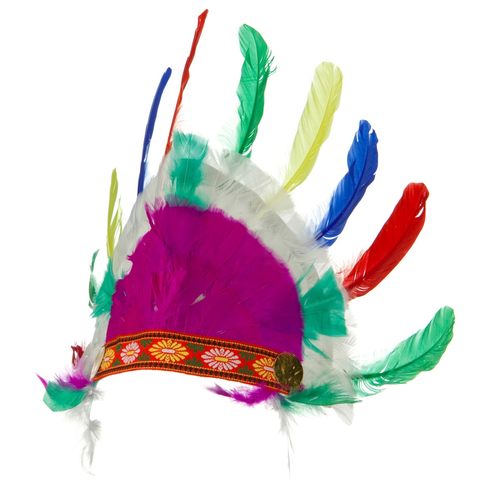 Indian Hat - Medium - Hats and Caps Online Shop - Hip Head Gear