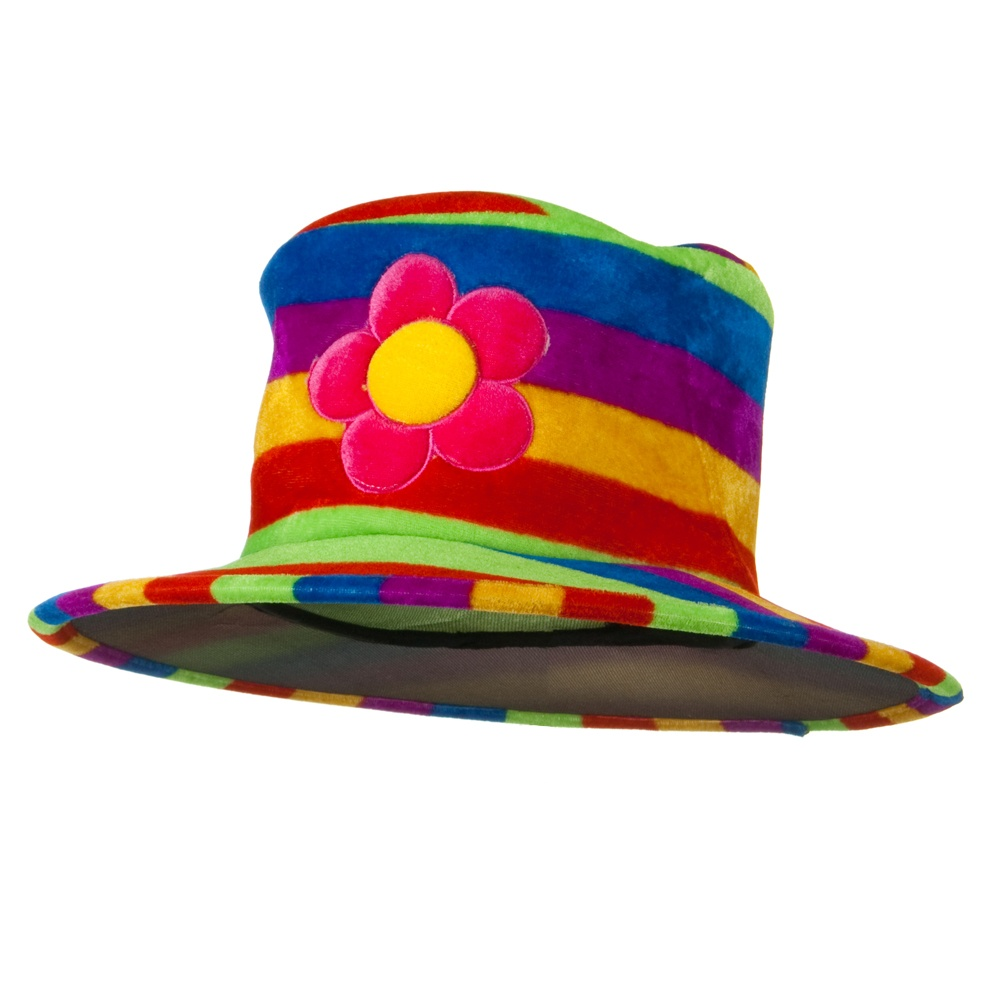 Top Hat - Rainbow - Hats and Caps Online Shop - Hip Head Gear