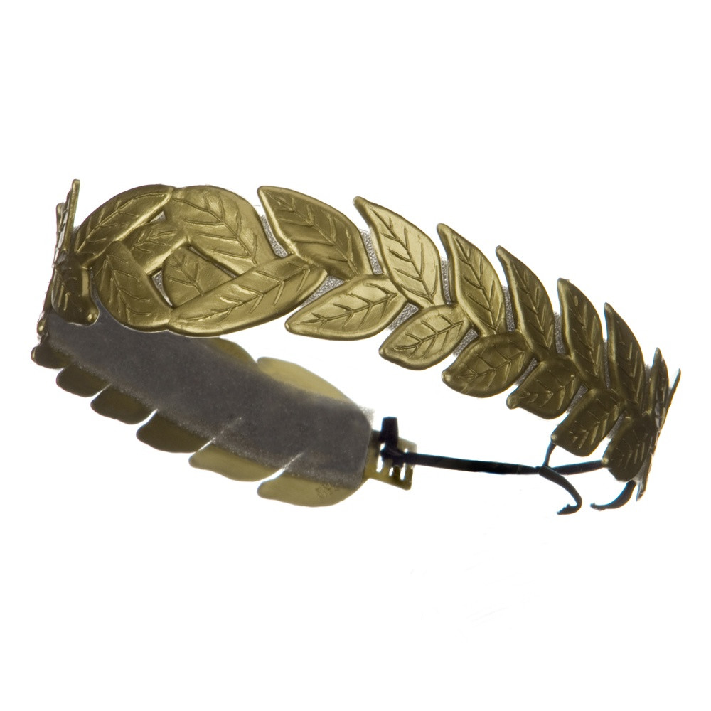 Laurel Leaf Headband - Olive