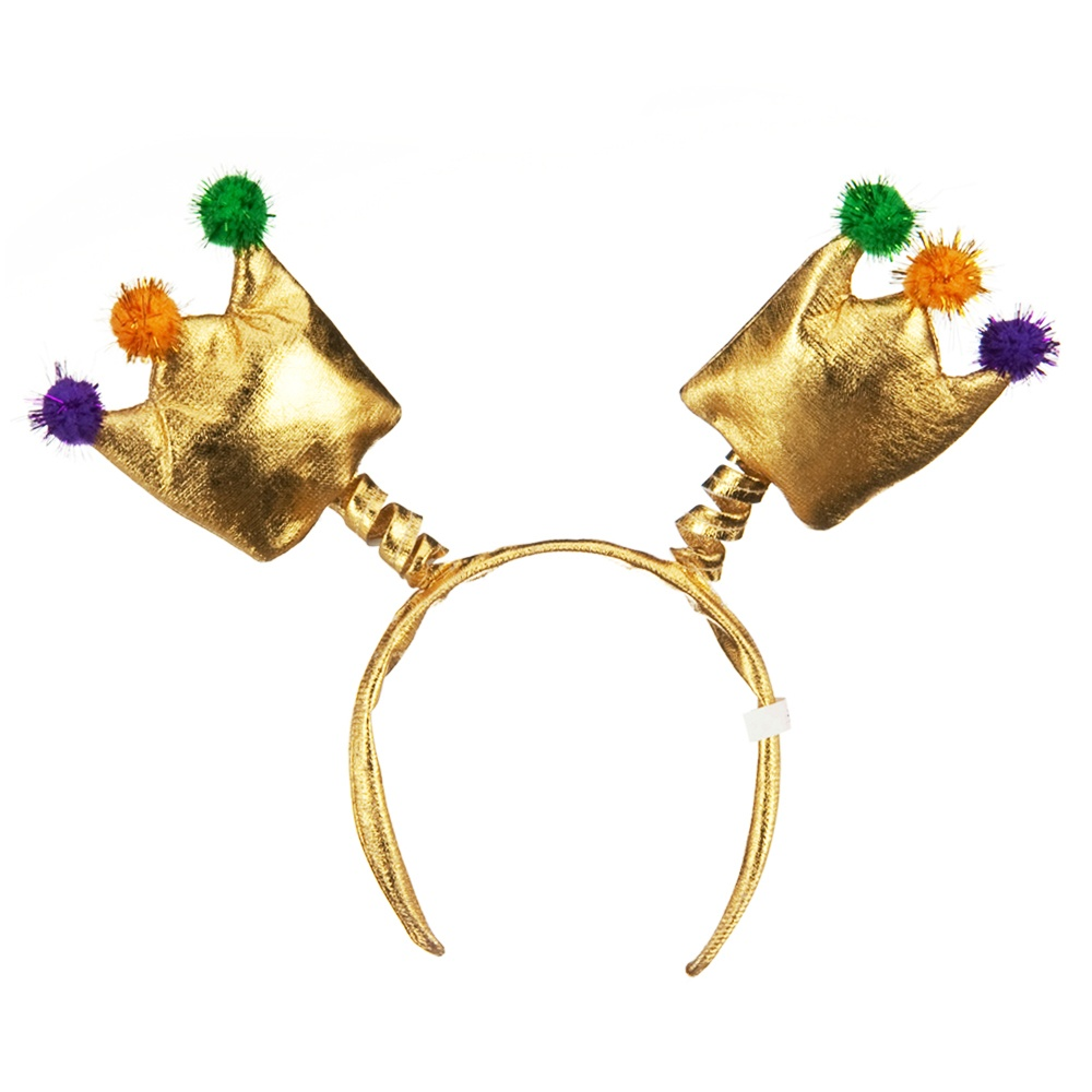 Mardi Gras Hat-Head Bopper - Hats and Caps Online Shop - Hip Head Gear