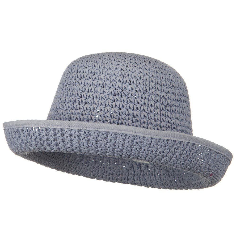 Girls Roller Toyo Self Tie Hat - Lavender - Hats and Caps Online Shop - Hip Head Gear
