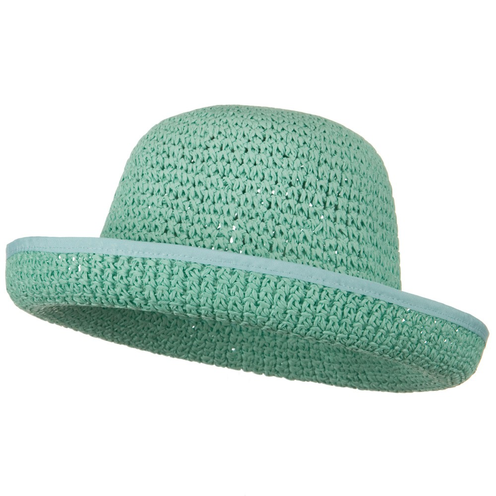 Girls Roller Toyo Self Tie Hat - Turquoise - Hats and Caps Online Shop - Hip Head Gear