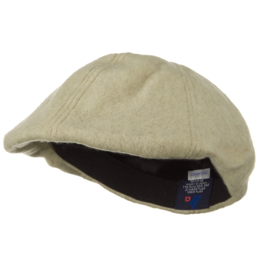 Wool Winter Ivy Cap - Camel - Hats and Caps Online Shop - Hip Head Gear