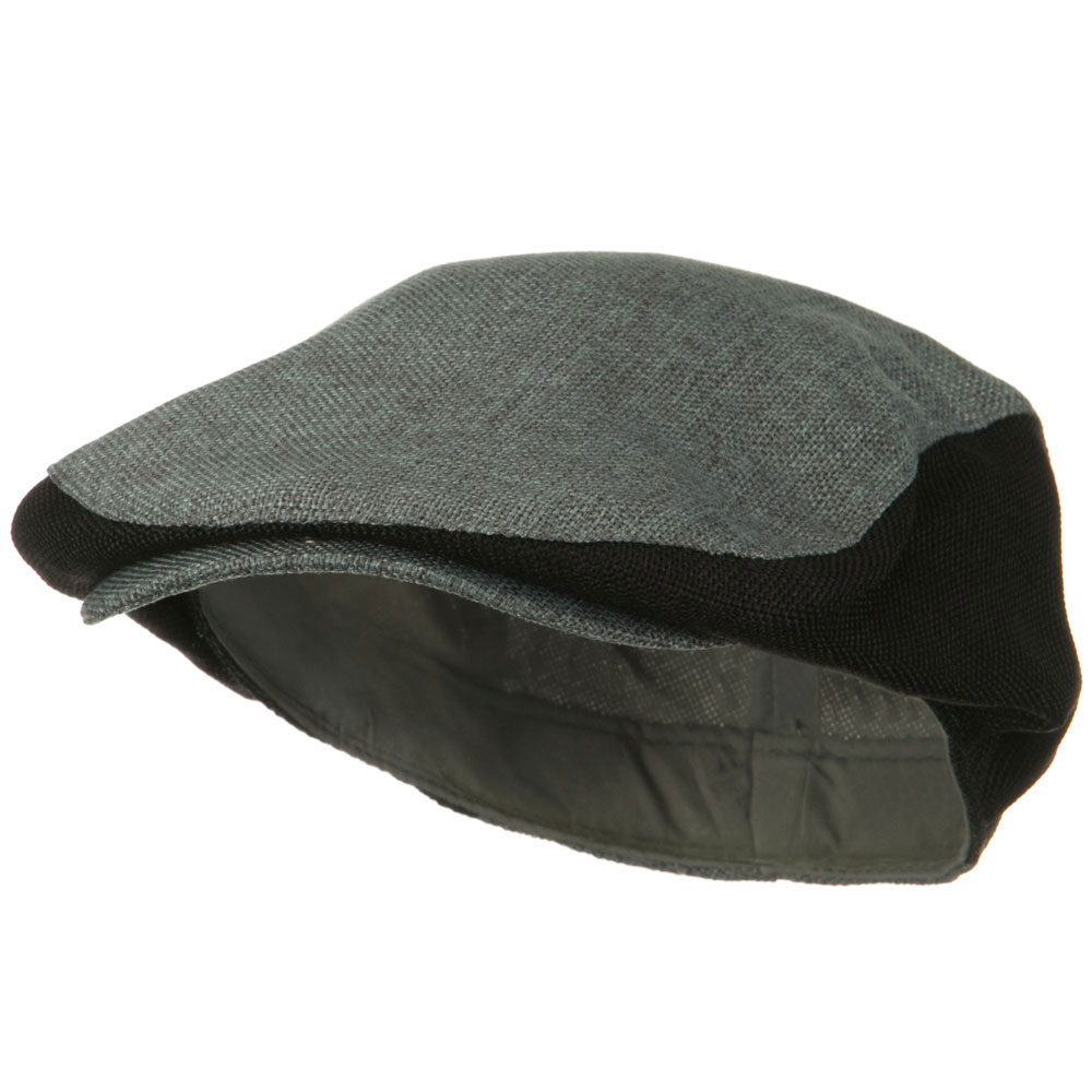 Men's Driving Ivy Cap - Stone Black - Hats and Caps Online Shop - Hip Head Gear