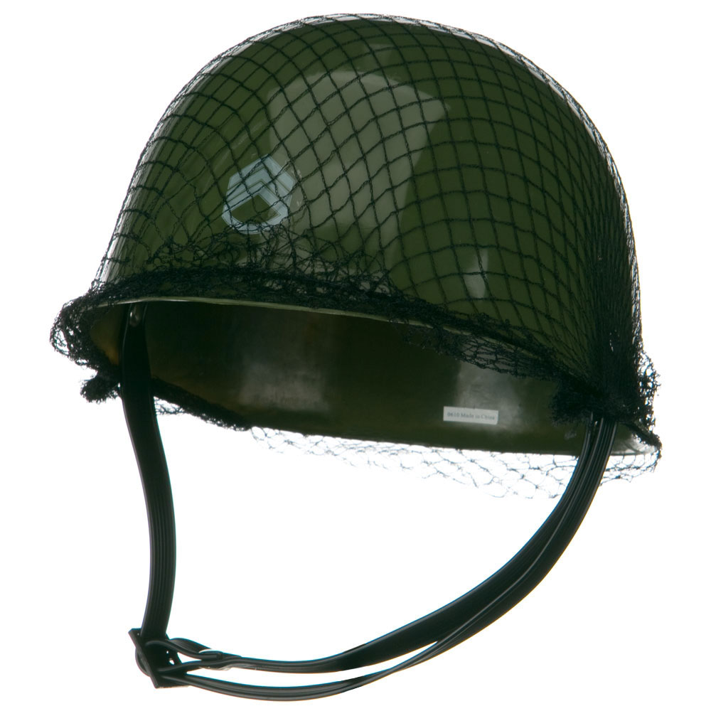 Youth Helmet Hat - Army Green - Hats and Caps Online Shop - Hip Head Gear