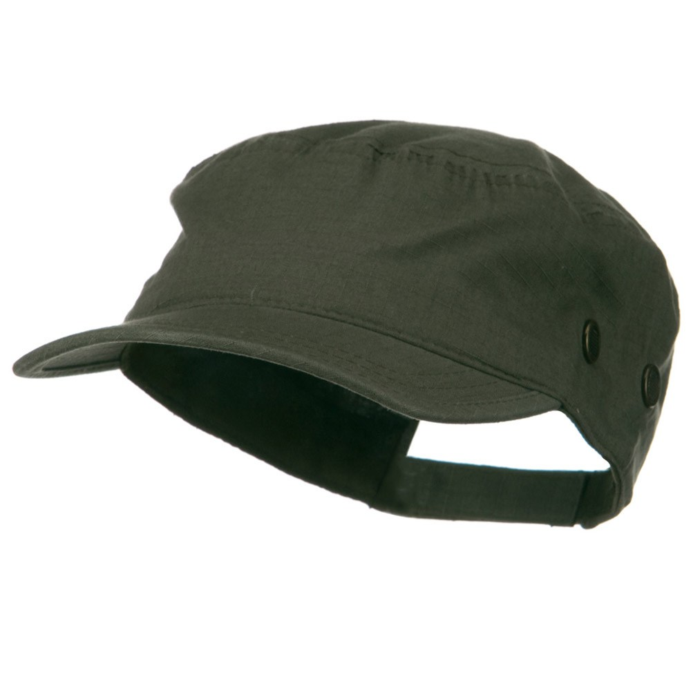 Rip Stock Hex Billed Military Cap - Army - Hats and Caps Online Shop - Hip Head Gear