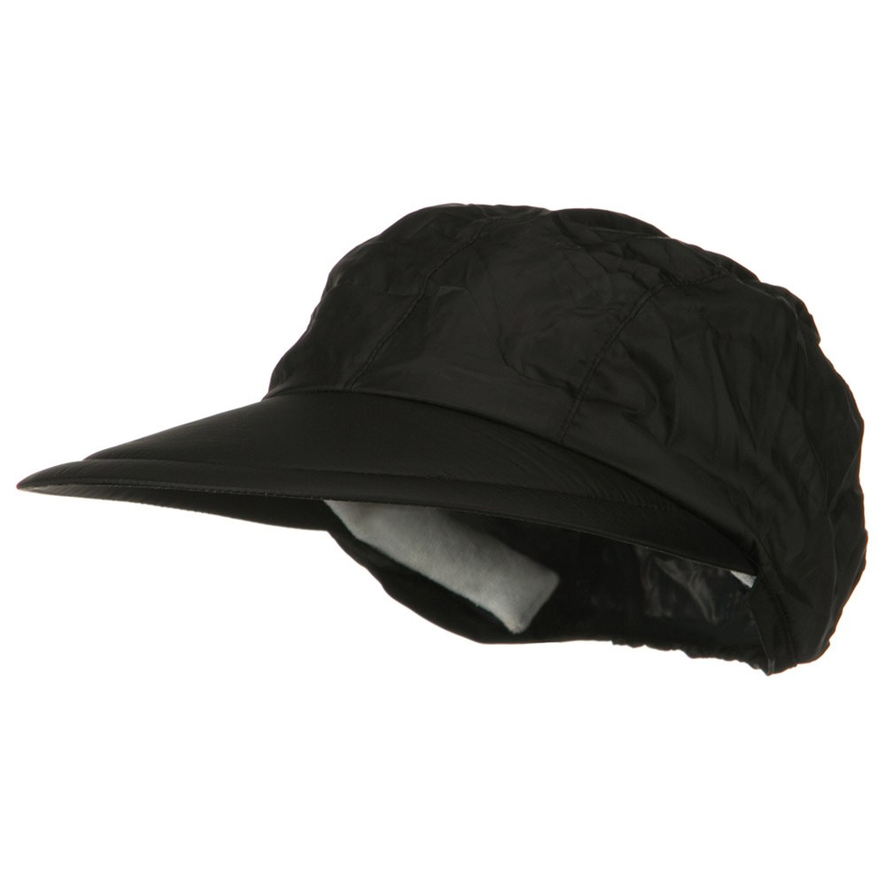 Convertible Clip On Visor - Black - Hats and Caps Online Shop - Hip Head Gear
