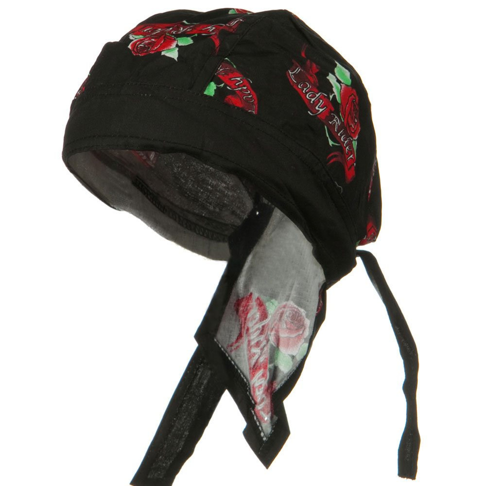 Road Hog Series Headwraps-Lady Rider - Hats and Caps Online Shop - Hip Head Gear