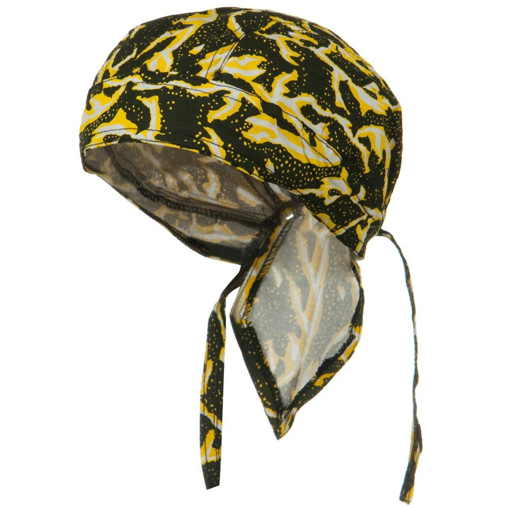 Bike Series Headwraps-Lightning Yellow - Hats and Caps Online Shop - Hip Head Gear