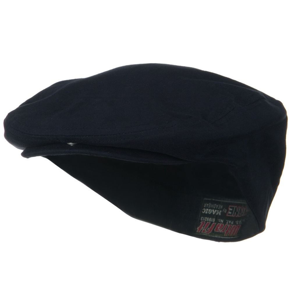Ultra Fit One Gatsby Cap-Navy - Hats and Caps Online Shop - Hip Head Gear