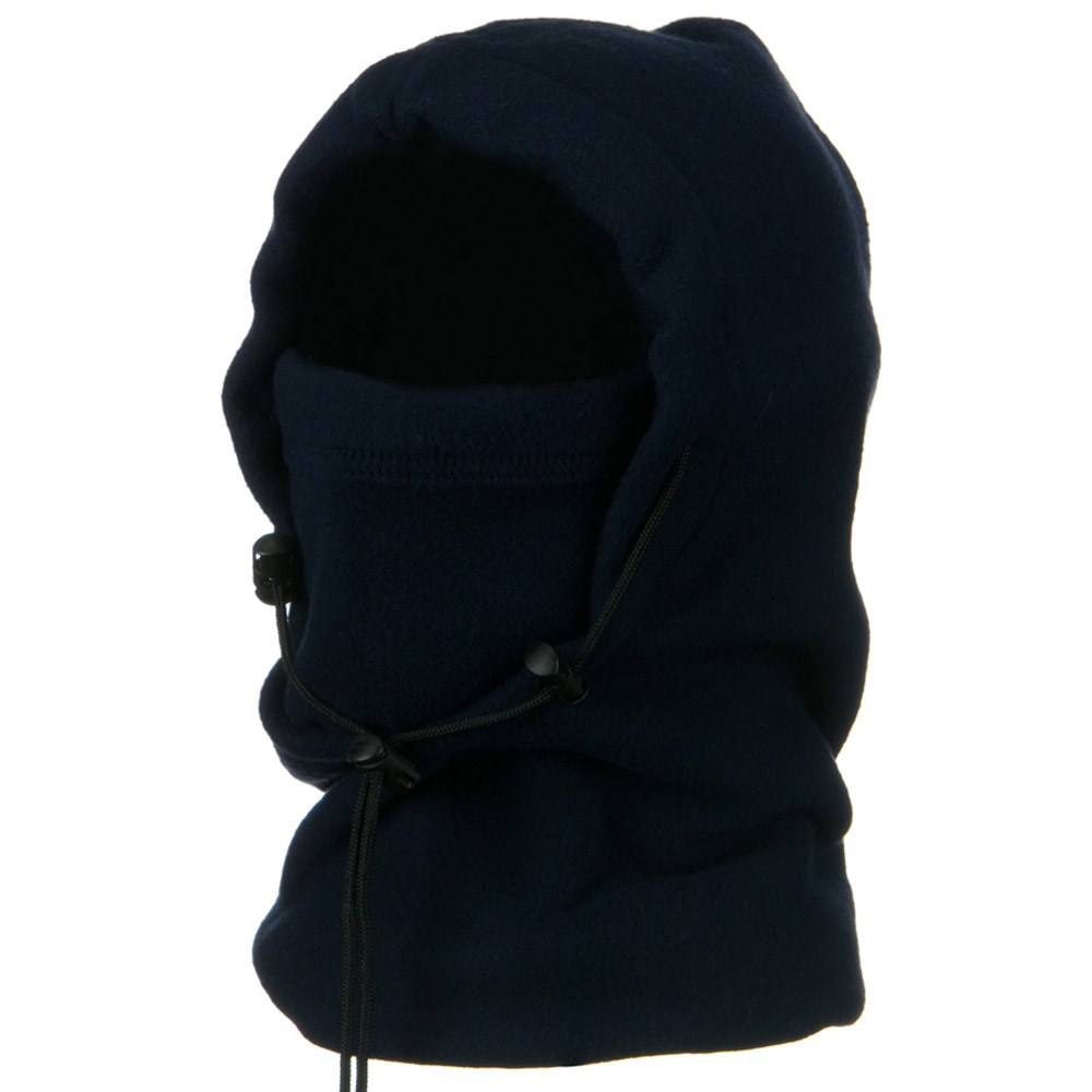 5 in 1 Fleece Ski Mask - Navy - Hats and Caps Online Shop - Hip Head Gear
