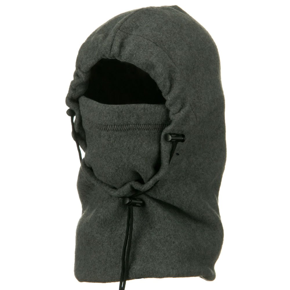 5 in 1 Fleece Ski Mask - Grey - Hats and Caps Online Shop - Hip Head Gear
