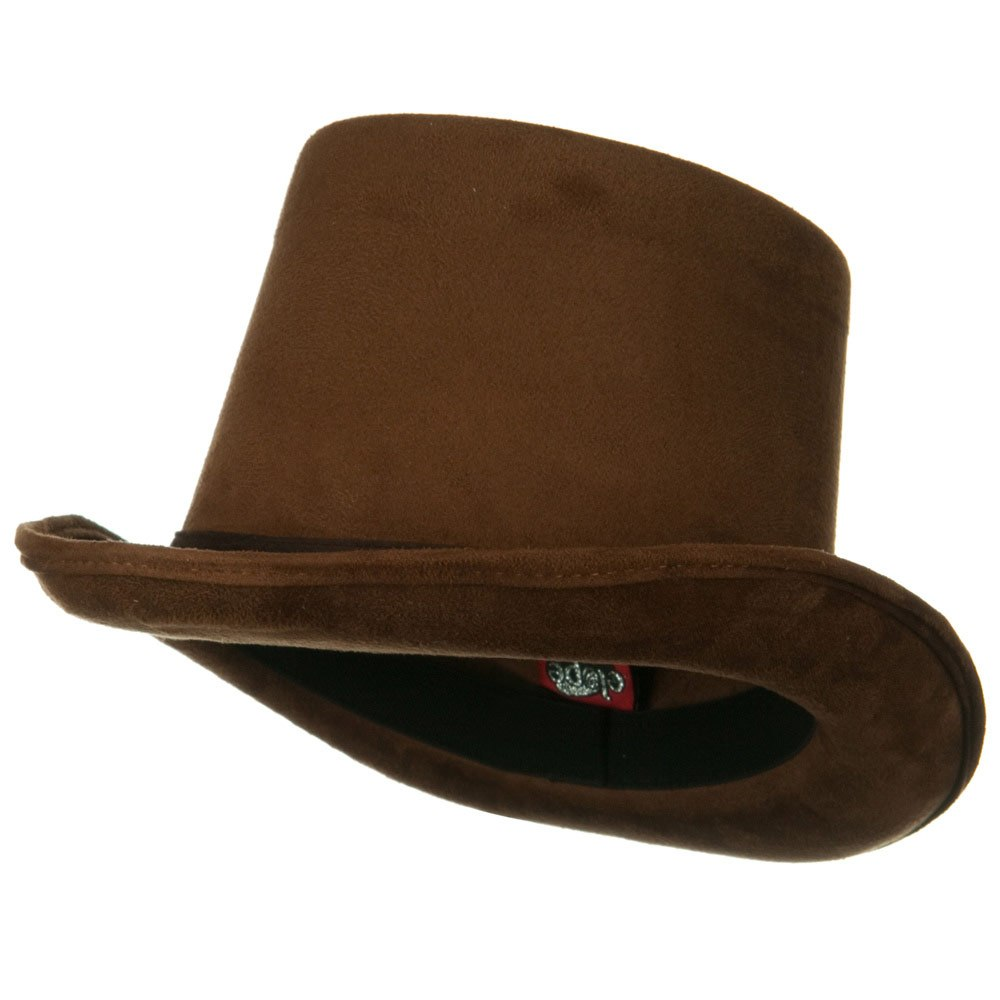 Top Hat - Brown Coachman - Hats and Caps Online Shop - Hip Head Gear