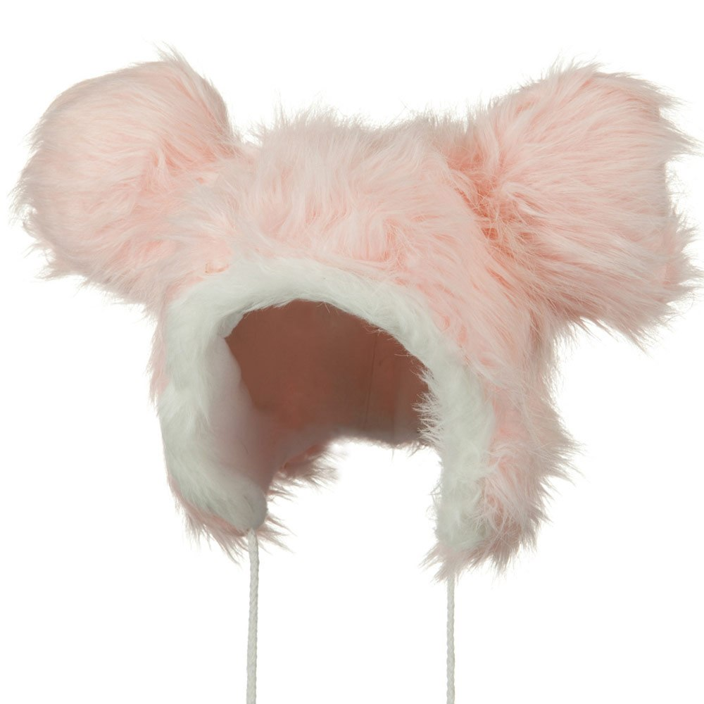 Micky Animal Hat - Pink - Hats and Caps Online Shop - Hip Head Gear