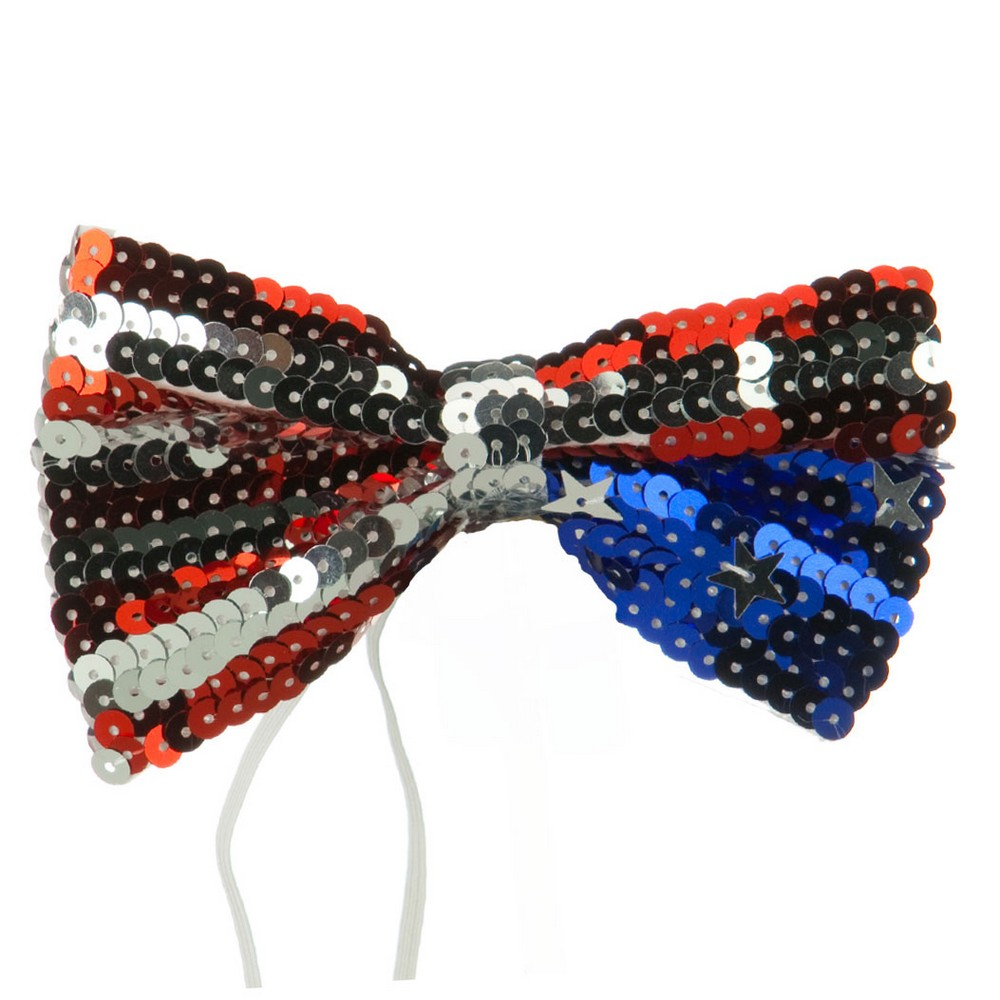 Bow Tie - Red White Blue - Hats and Caps Online Shop - Hip Head Gear