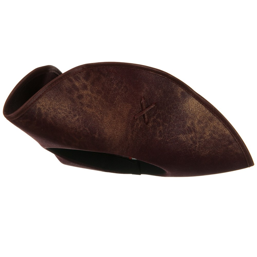 Scallywag Pirate Hat - Blood Red - Hats and Caps Online Shop - Hip Head Gear