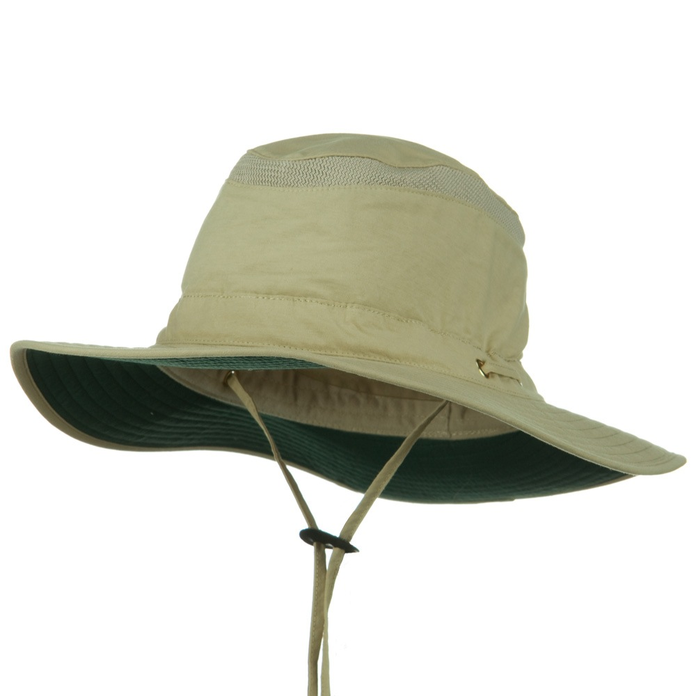 Outback Sun Protection Hat- Khaki - Hats and Caps Online Shop - Hip Head Gear