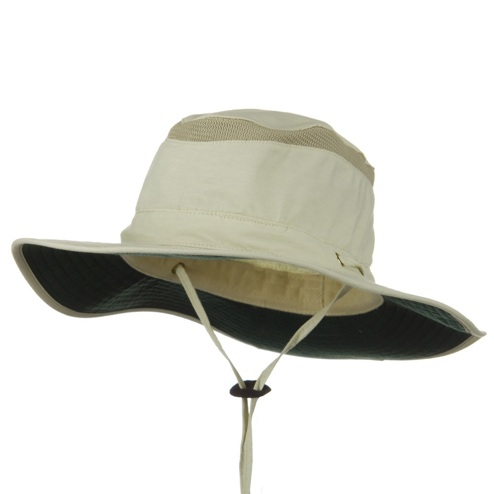 Outback Sun Protection Hat- Stone - Hats and Caps Online Shop - Hip Head Gear