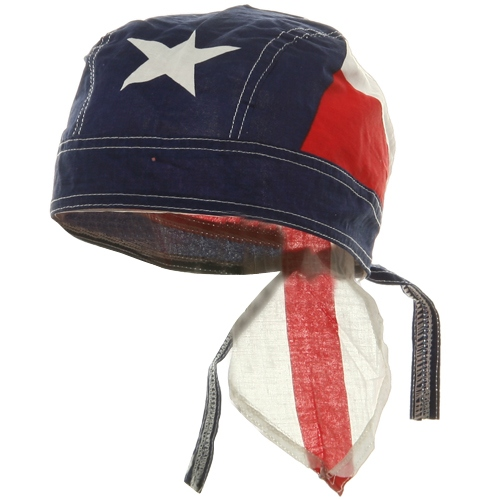 Flag Series Headwraps-Texas - Hats and Caps Online Shop - Hip Head Gear