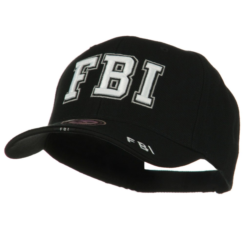 Law And Order Cap-FBI